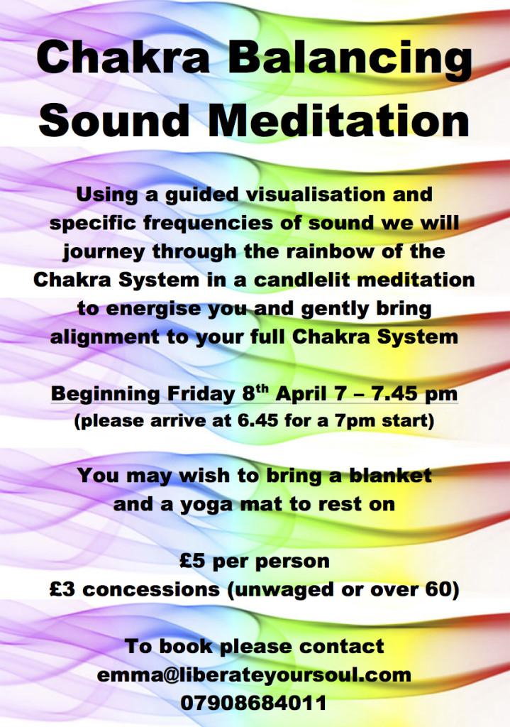 Chakra Balancing Sound Meditation